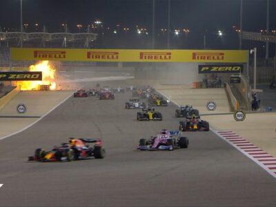 Acidente grave na Fórmula 1