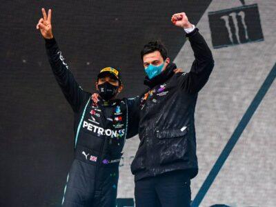 Hamilton Fórmula 1