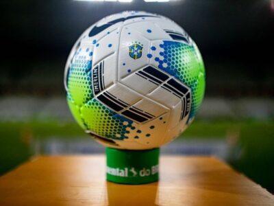 Bola oficial da Copa do Brasil