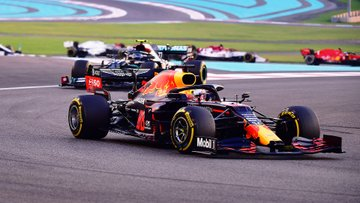 Verstappen na Fórmula 1