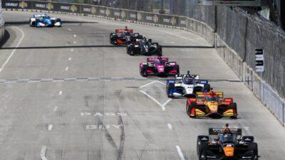 Indy em Detroit