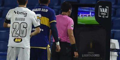 Sem derrotas brasileiras na Libertadores